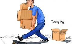 Moving Pains